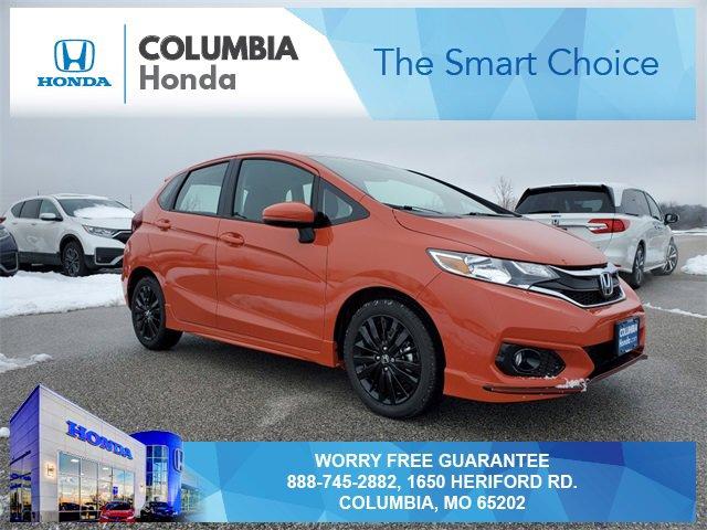 New 2020 Honda Fit in Columbia, MO