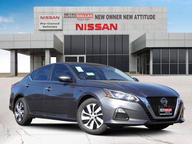2020 Nissan Altima 2.5 S 2.5 S Sedan Regular Unleaded I-4 2.5 L/152 [10]