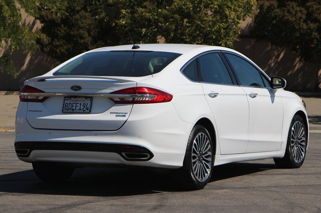 2018 Ford Fusion  4