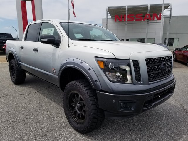 New 2019 Nissan Titan in Valdosta, GA