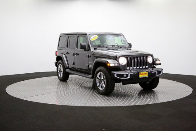 2019 Jeep Wrangler Unlimited for sale 123540 43