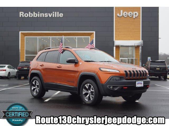 Used 2016 Jeep Cherokee in Little Falls, NJ
