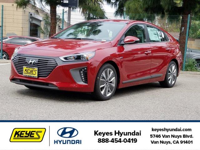 New 2019 Hyundai Ioniq Hybrid in , CA