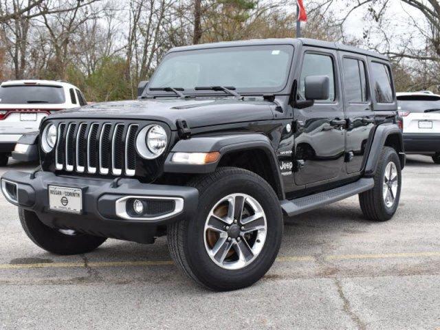 Used 2019 Jeep Wrangler Unlimited in Gadsden, AL