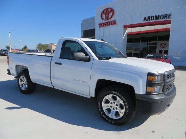 Used 2015 Chevrolet Silverado 1500 in Ardmore, OK