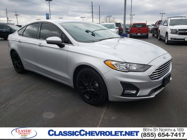 Used 2019 Ford Fusion in Owasso, OK