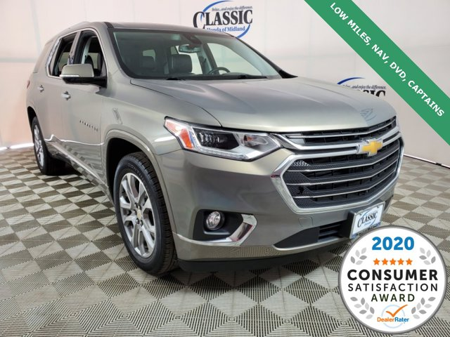 Used 2018 Chevrolet Traverse in Midland, TX