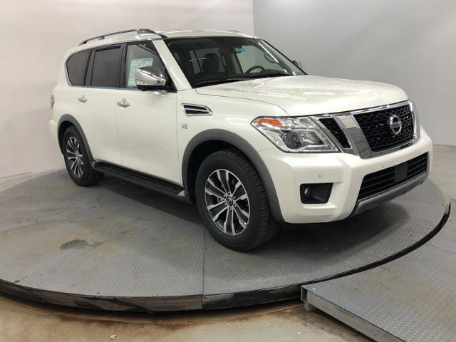 New 2020 Nissan Armada in Indianapolis, IN