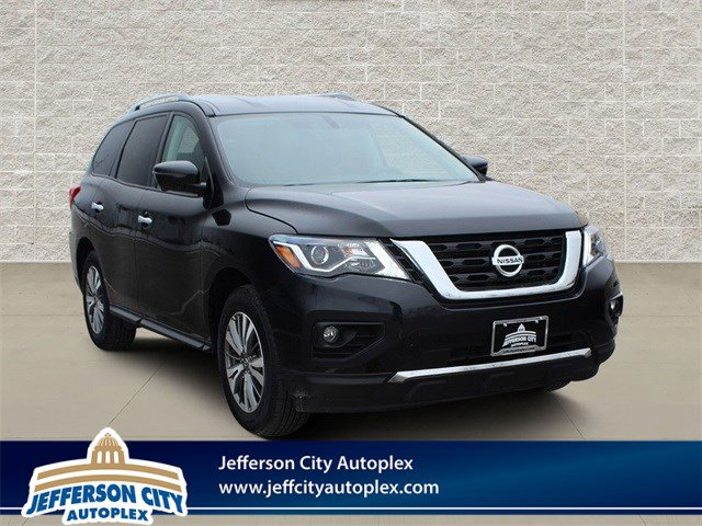 Used 2019 Nissan Pathfinder in Jefferson City, MO
