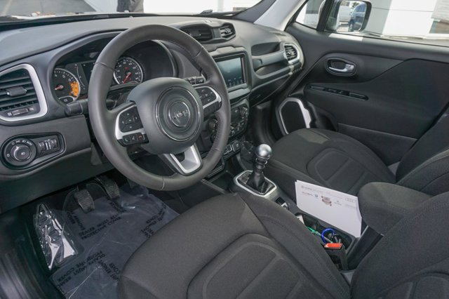 Used 2018 Jeep Renegade Latitude FWD
