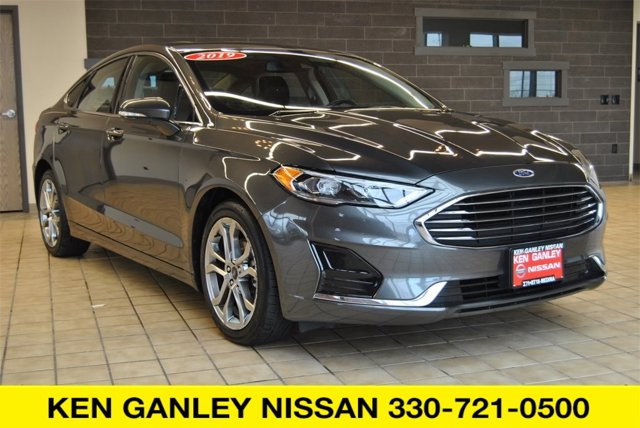 Used 2019 Ford Fusion in Medina, OH