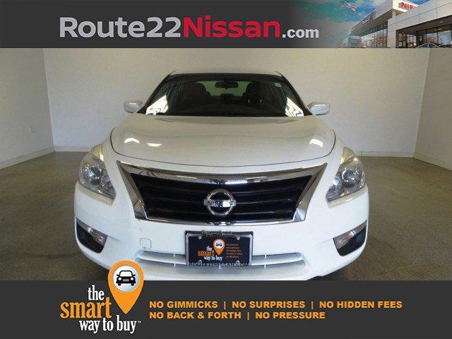 2015 Nissan Altima 2.5 4dr Sdn I4 2.5 Regular Unleaded I-4 2.5 L/152 [9]