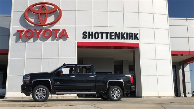 Used 2016 Chevrolet Silverado 2500HD in Quincy, IL
