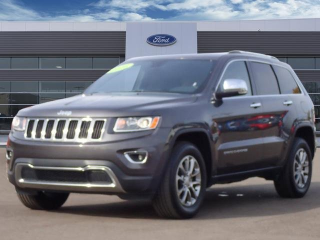2016 Jeep Grand Cherokee Limited TRANSMISSION 8-SPEED AUTOMATIC 845RE  STD ENGINE 36L V6 24