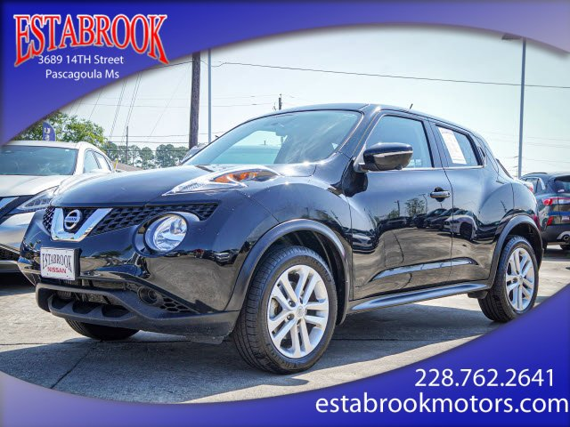 Used 2016 Nissan JUKE in Pascagoula, MS