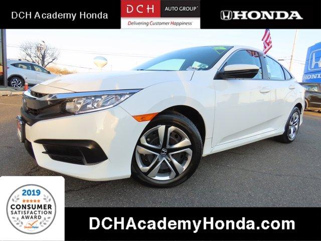 Used 2017 Honda Civic Sedan in Old Bridge, NJ