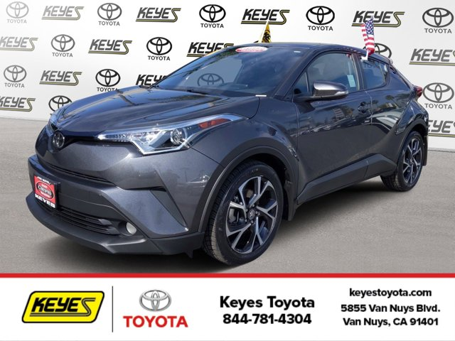 Used 2018 Toyota C-HR in Van Nuys, CA
