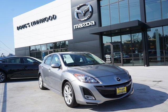 Used 2011 Mazda Mazda3 in Lynnwood Seattle Kirkland Everett, WA