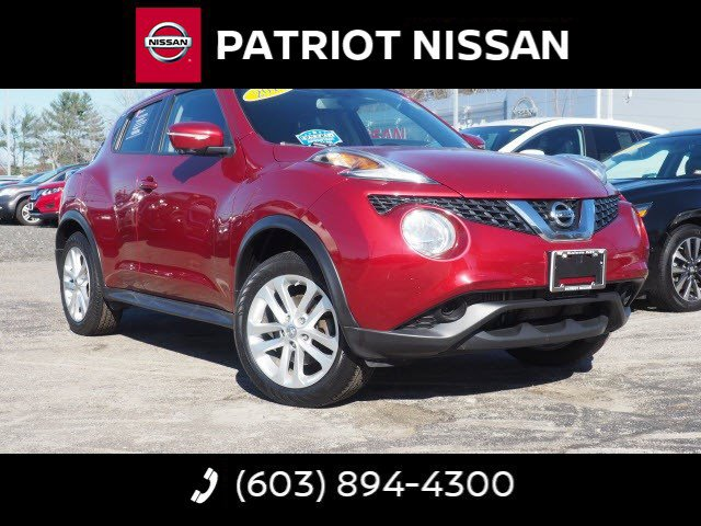 Used 2015 Nissan JUKE in Salem, NH