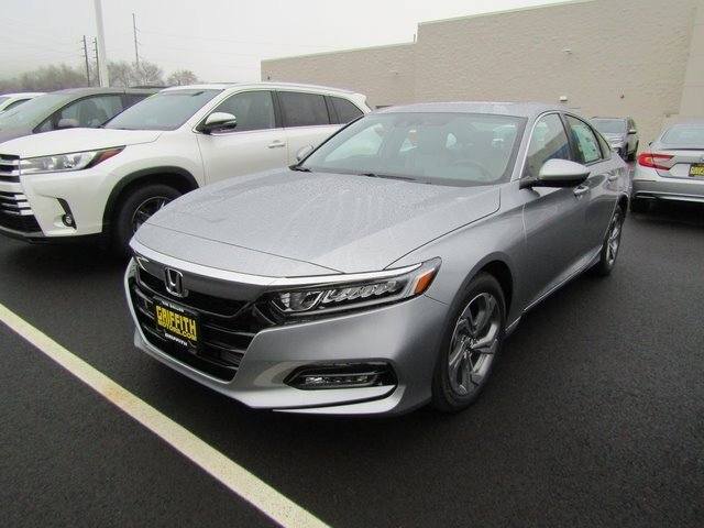 New 2019 Honda Accord Sedan in The Dalles, OR