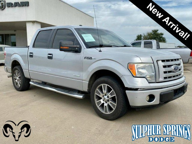 2011 Ford F-150 XLT Texas Edition