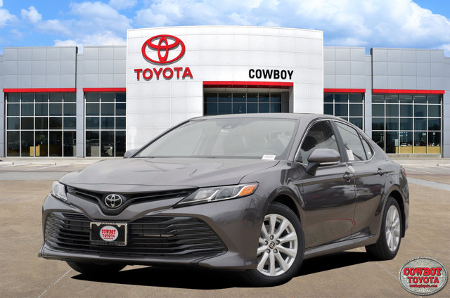 New 2020 Toyota Camry in Dallas, TX
