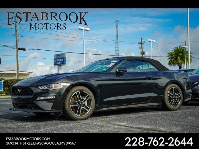 Used 2020 Ford Mustang in , MS
