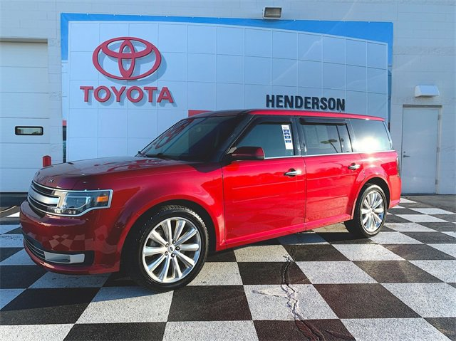 Used 2016 Ford Flex in Henderson, NC