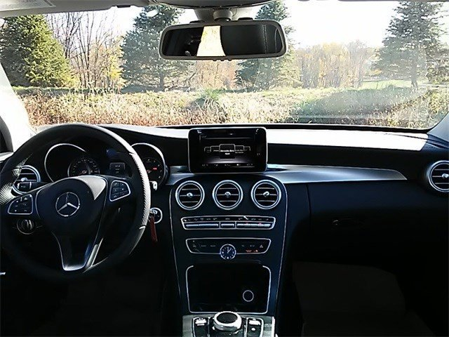 New 2017 Mercedes-Benz C-Class C 300 4MATIC Sedan