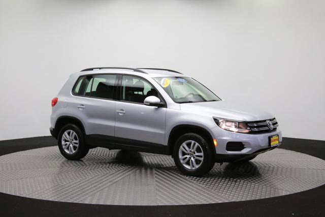 2017 Volkswagen Tiguan for sale 122838 41