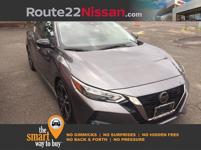 2020 Nissan Sentra SR SR CVT Regular Unleaded I-4 2.0 L/122 [9]