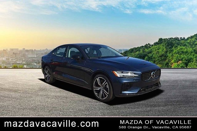 2021 Volvo S60 R-Design Expression Recharge T8 eAWD PHEV R-Design Expression Turbo/Supercharger Gas/Electric I-4 2.0 L/120 [3]