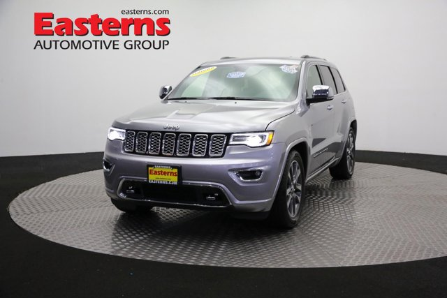 2018 Jeep Grand Cherokee for sale 120430 0
