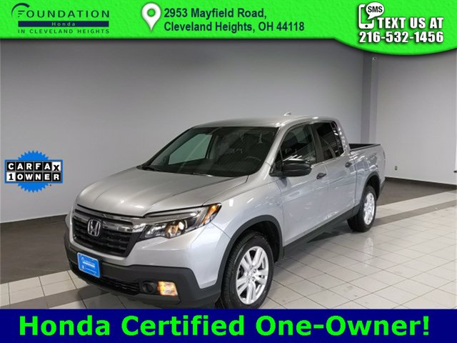 Used 2017 Honda Ridgeline in Cleveland Heights, OH