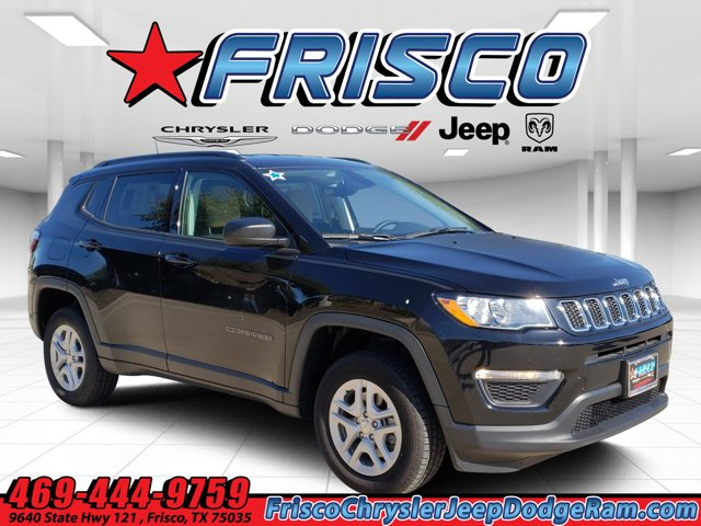 New 2018 Jeep Compass in Orlando, FL