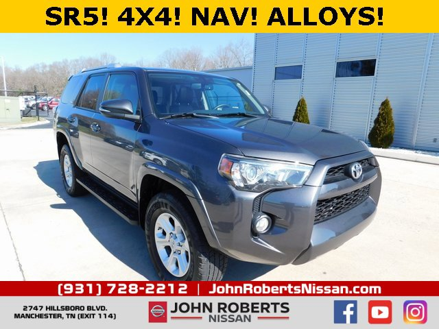 Used 2016 Toyota 4Runner in Manchester, TN