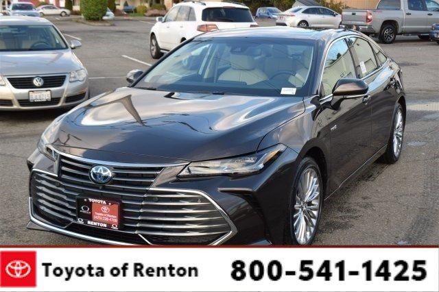 New 2020 Toyota Avalon Hybrid in Renton, WA