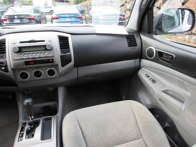 Used 2007 Toyota Tacoma DBL CAB 4WD LB AT
