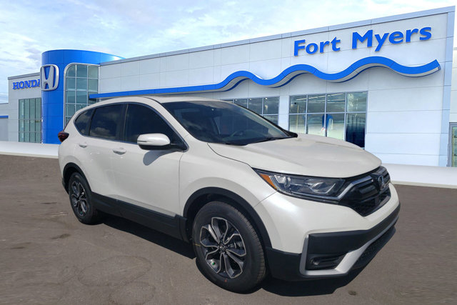 New 2020 Honda CR-V in Fort Myers, FL