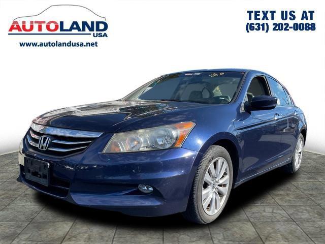 2012 Honda Accord Sdn EX-L  Gas V6 3.5L/212 [5]