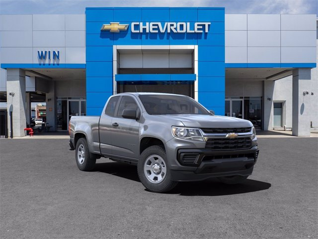 2021 Chevrolet Colorado 2WD Work Truck 2WD Ext Cab 128″ Work Truck Gas I4 2.5L/ [6]