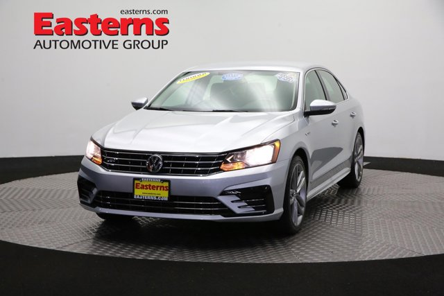 2017 Volkswagen Passat for sale 123056 0