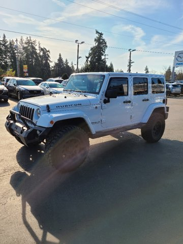 Used 2014 Jeep Wrangler Unlimited in Lynnwood Seattle Kirkland Everett, WA
