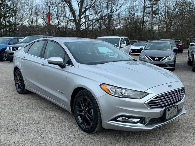 Used 2018 Ford Fusion Hybrid in Gadsden, AL