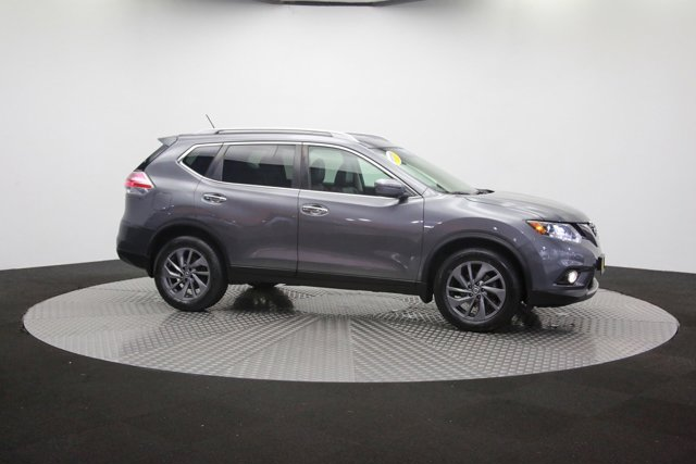 2016 Nissan Rogue for sale 121371 42