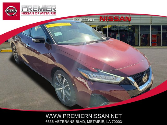 New 2020 Nissan Maxima in Metairie, LA