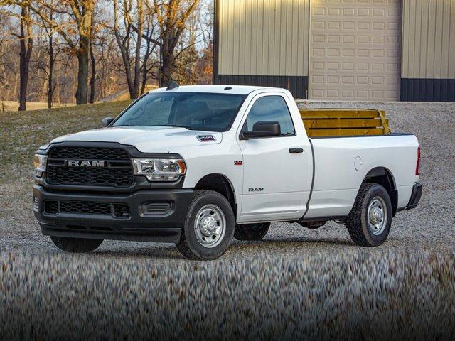 """2020 Ram 2500 Tradesman Tradesman 4x4 Crew Cab 6'4"""" Box Intercooled Turbo Diesel I-6 6.7 L/408 [2]"""
