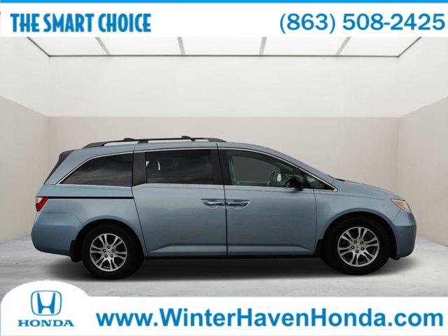 Used 2012 Honda Odyssey in Winter Haven, FL