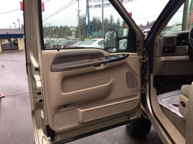 Used 2001 Ford Super Duty F-250 Supercab 158 XLT 4WD