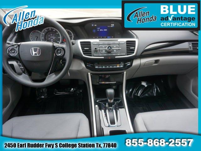 Used 2017 Honda Accord Sedan in College Station, TX
